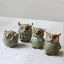 aliexpress buy ceramic owl home decor arts and crafts
