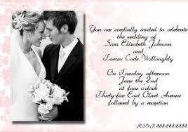 Wedding Invitations Examples Wedding Invitation Wording Sles Different Decor On Invitation