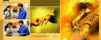 engagement photo album maheshwaran pradeepa engagement album nandhine photography