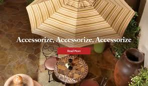 patio accessories family leisure