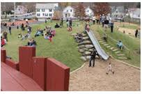 Natural Playground Ideas Backyard The Natural Playgrounds Company Outdoor Playground Equipment
