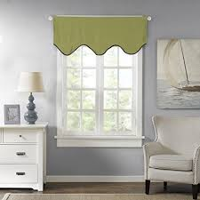 curtains for livingroom curtains for living room valance amazon com