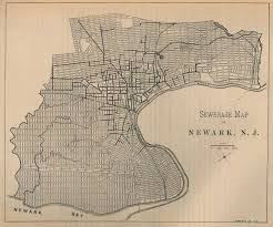 Map Of New Jersey Cities New Jersey Maps Perry Castañeda Map Collection Ut Library Online
