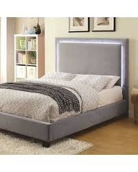 get the deal erglow i collection cm7695gy t bed twin size bed