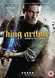 king arthur legend of the sword dvd digital download 2017