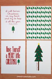 merry pocket scrapbooking cards