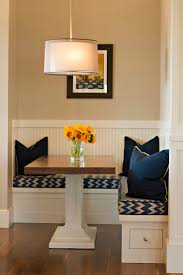 dining tables how to build a banquette out of cabinets kitchen