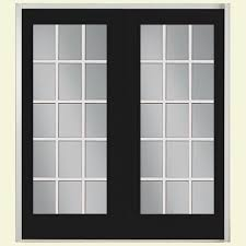 French Outswing Patio Doors by 72 X 80 French Patio Door Patio Doors Exterior Doors The