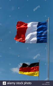 Flag Im German Flag Blowing Wind Stockfotos U0026 German Flag Blowing Wind