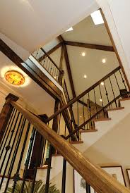 Luxury Craftsman Home Plans by 54 Best Home Plans With Splendid Staircases Images On Pinterest