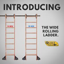 ikea billy bookcase hack stylish revamp rolling library ladder