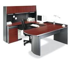 dwell executive office desk white white home office executive desk