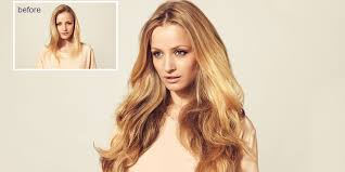 in hair extensions how to apply clip in hair extensions