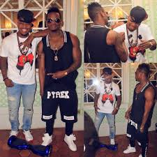 diamond platnumz diamond platnumz and neyo enjoy good time at mtv awards