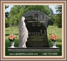 grave markers for sale upright markers