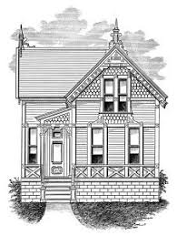 victorian house plans free in houses clip art old small hra02