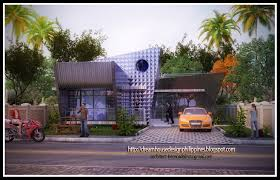 modern bungalow house house design