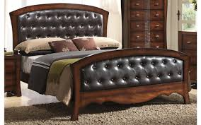 Room Place Bedroom Sets Cambridge King Tufted Upholstered Bedroom Set My Furniture Place