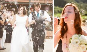 wedding bubbles wedding bubbles confetti alternatives onefabday