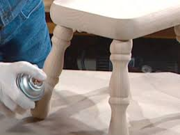 Painting Wood Furniture by How To Create Aged Furniture For A Country Antique Look How Tos