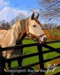 sunrise horse poster horse posters horse print horse