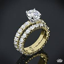 Gold Diamond Wedding Rings by 136 Best Engagement Rings Sets And Bridal Sets Images On Pinterest