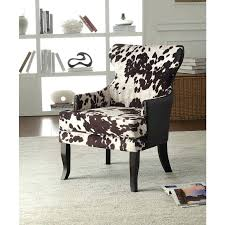 Zebra Dining Chairs Furniture Amazing Madeline Accent Chair Cow Dc No Sku Sa Awesome