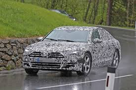2018 audi a8 d5 spied wearing production body shell autoevolution