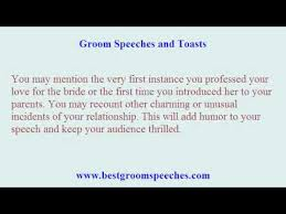 Wedding Speeches Groom Wedding Speeches Free Yourself From Stress In Writing Your