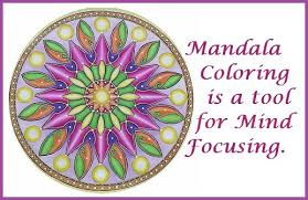 Coloring Mandalas Healing Therapy Balanced Women U0027s Blog