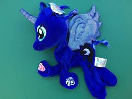 build a unstuffed build a plush 16 in my pony princess unstuffed ebay