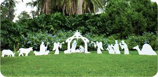 yard nativity sets yard nativity yard nativity set