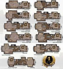 fifth wheel camper floor plans valine
