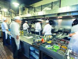 to manage kitchen rushes