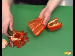 comment cuisiner des poivrons comment préparer un poivron