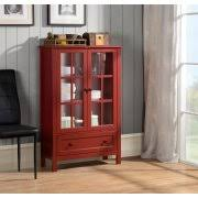 Curio Cabinet With Glass Doors Curio Cabinets With Glass Doors