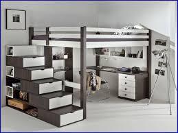 mezzanine ado bureau lit lit mezzanine ado l gant lit mezzanine bureau ado bureau id avec