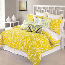 mustard yellow duvet cover king