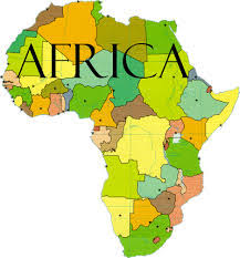 africa map 54 countries union rolls out a passport for the continent s 54