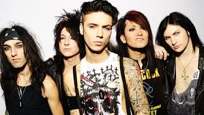 black veil black veil brides new album on pledgemusic