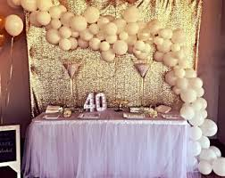 6ft Table Cloth by Rose Gold Sequin Tablecloth