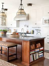 kitchen island with table built in do it yourself kitchen island ideas better homes gardens