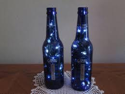 bud light bar light 2 bud light platinum blue beer bottle lights man cave decor 21st