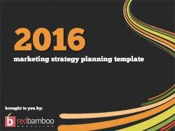 free marketing strategy planning powerpoint template download
