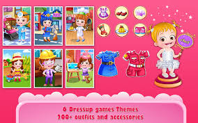 baby hazel dressup world android apps on google play
