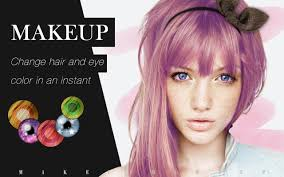 hair and makeup app makeup hair and eye color for android makeup hair and