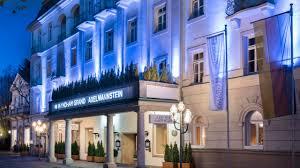 Parkkino Bad Reichenhall Wyndham Grand Hotel Bad Reichenhall Axelmannstein In Bad