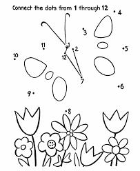 dot to dot alphabet coloring home