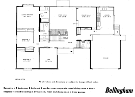 bungalow house plans with basement mid century modern and 1970s era ottawa the bungalow staircase