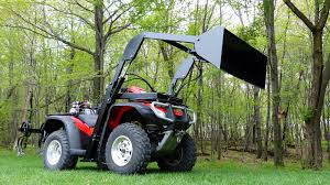 hydraulic atv front end loader